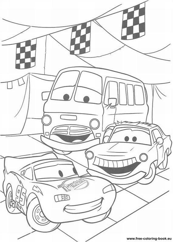 Dibujos Para Colorear E Imprimir De Cars 2 Ideas Consejos