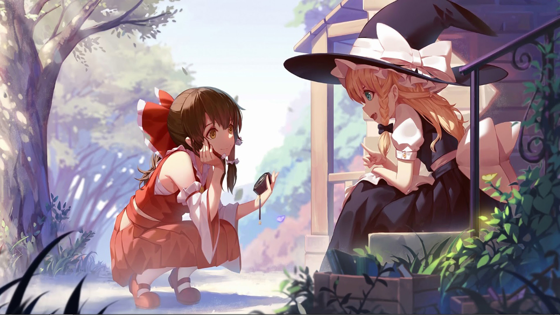 Peaceful Anime Wallpaper (80+ images)