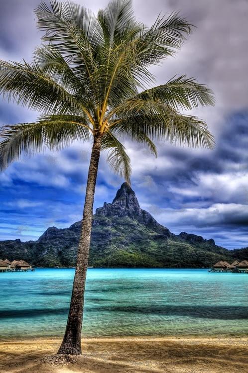 Bora Bora Island   One of the most Exotic and Romantic Islands