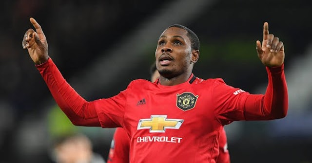 ODION IGHALO SET TO SACRIFICE ₦2.6B (£6M) IN WAGES TO STAY AT MANCHESTER UNITED