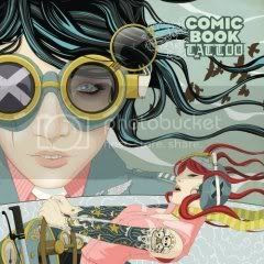 Comic Book Tattoo Pictures, Images and Photos