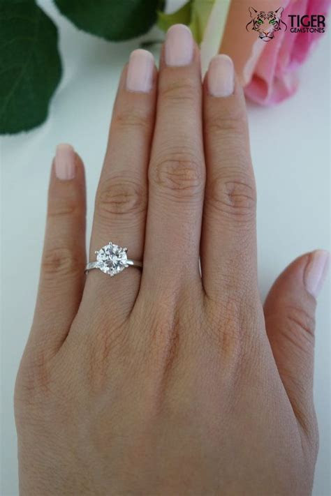Best 25  2 carat ideas on Pinterest   2 carat ring, 2