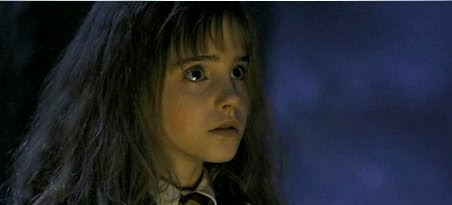 Hermione in The Philosopher's Stone