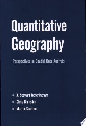 Rosiane Books: Download Quantitative Geography PDF Free