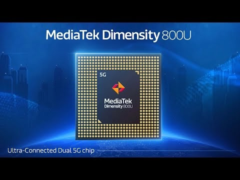 MediaTek Dimensity 800U 5G Chipset Overview