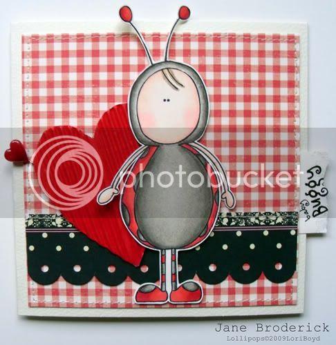 Lollipop-LadyBug
