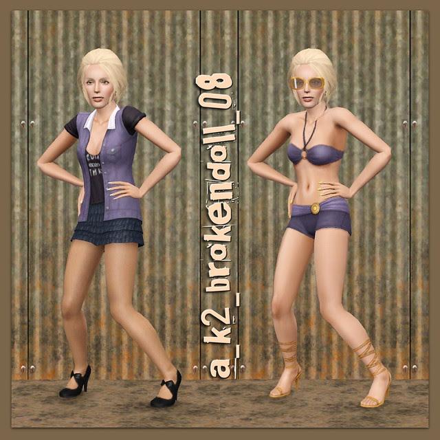 Broken Doll Pose 08