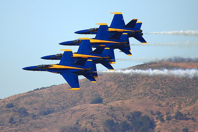 IMG_2668 Blue Angels, San Francisco Fleet Week
