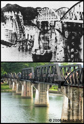 Steel Railway Bridge @ Tamarkan
