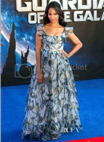 'Guardians Of The Galaxy' London Premiere Fashion Round Up photo Zoe-Saldana-In-Valentino-Guardians-Of-The-Galaxy-London-Premiere_zpsd44c8f7c.jpg