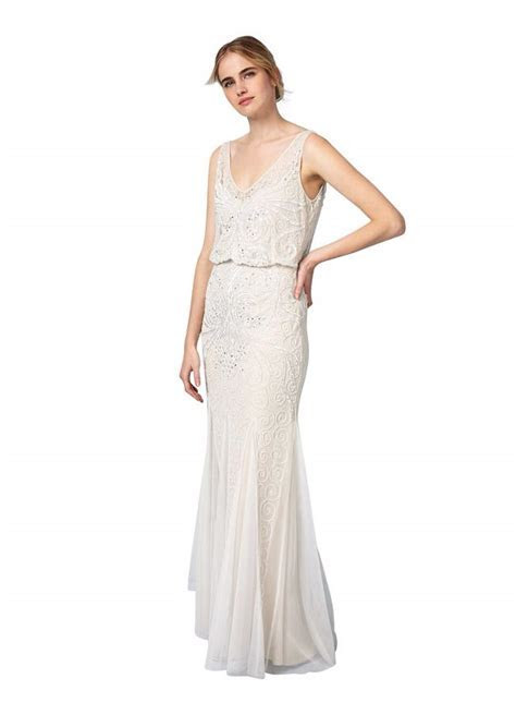 I Tried On The SS2018 Bridal Collection At Debenhams And I