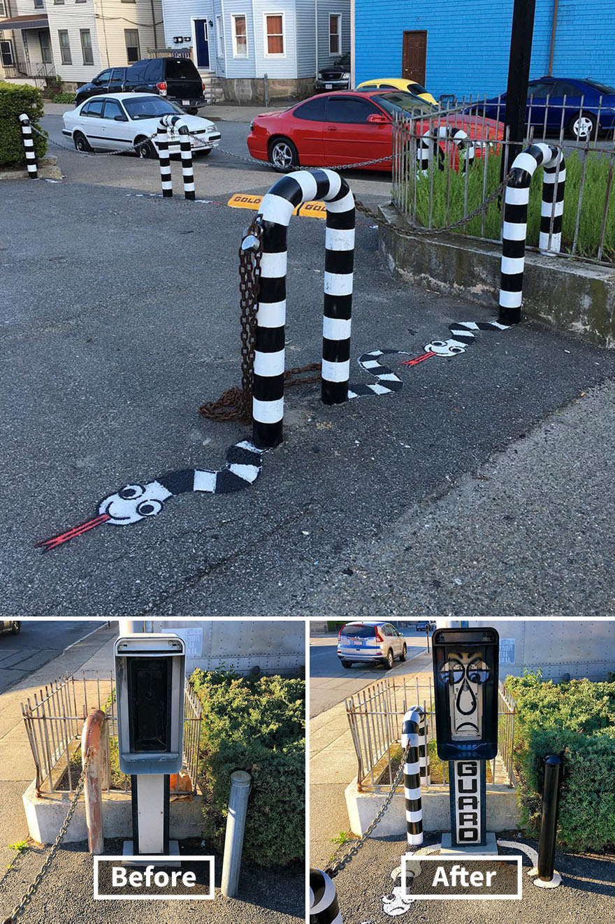 Sokak Sanatı #6