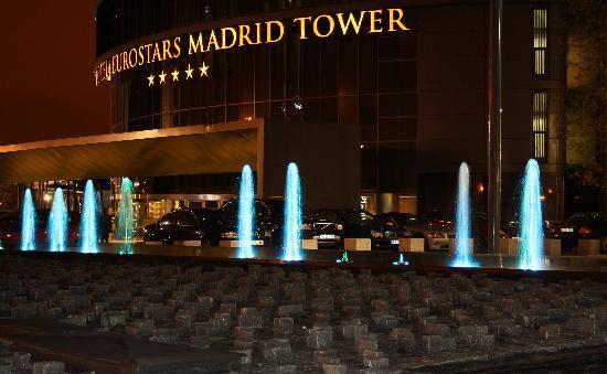 Photos of Eurostars Madrid Tower, Madrid