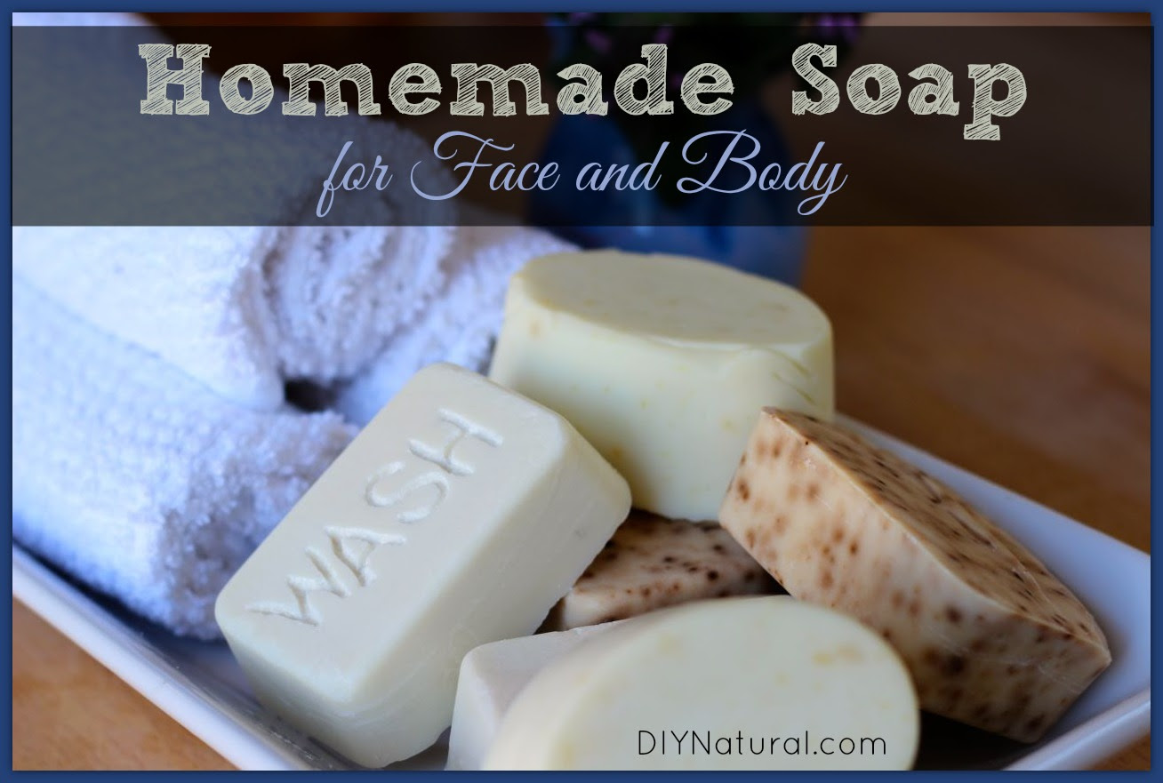 How To Make Soap1