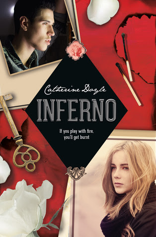 Image result for inferno catherine doyle goodreads