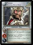 LOTR TCG ROS RISE OF SARUMAN THEODEN NORTHMAN KING OF ROHAN 17O6