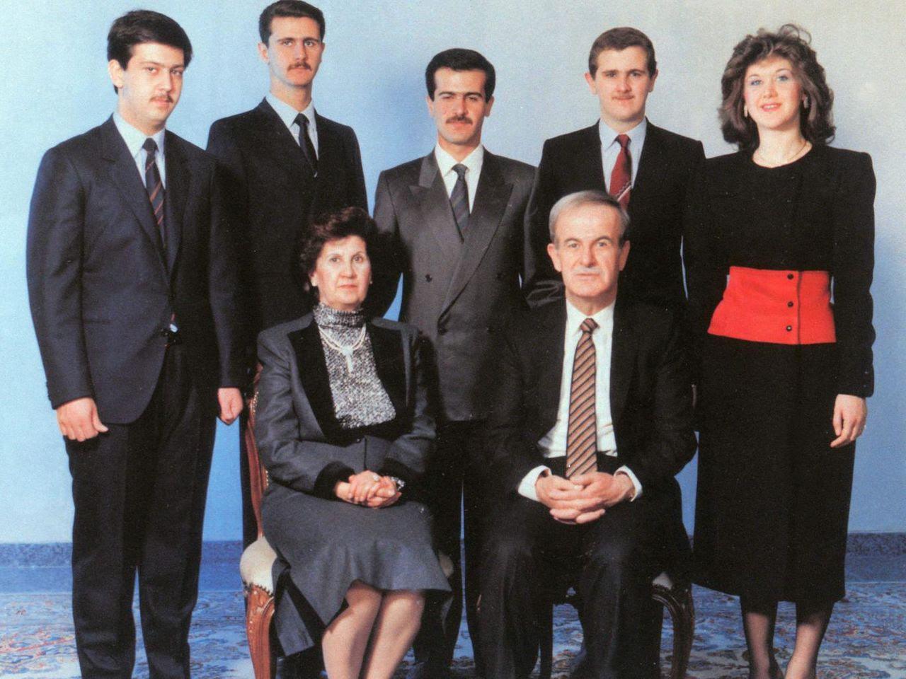 Al Assad family
