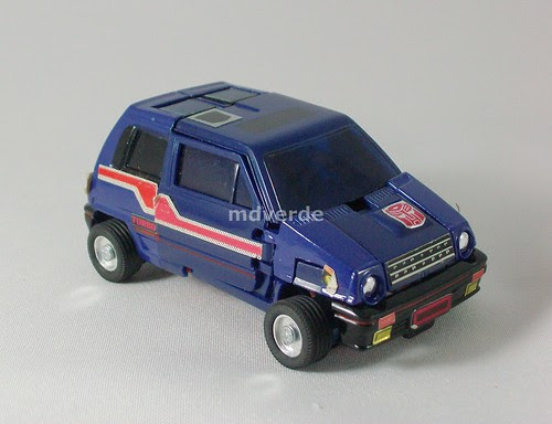 Transformers Skids G1 - modo alterno (by mdverde)