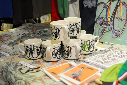 Taliah Lempert's Bicycle Paintings