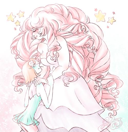 """My Pearl, you're wonderful…"""