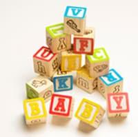 Photo: Toy blocks