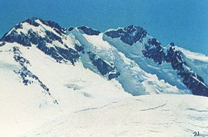 English: Saraghrar Peak (Hindu Kush, Pakistan)
