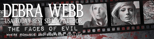 Debra Webb Faces of Evil header