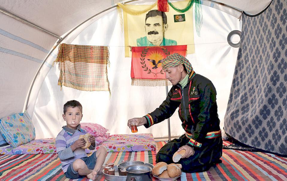 Ο Οτσαλάν αισιοδοξεί για την ειρηνευτική διαδικασία
