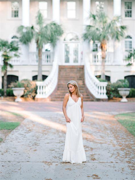 stunning white dress ideas  charleston senior