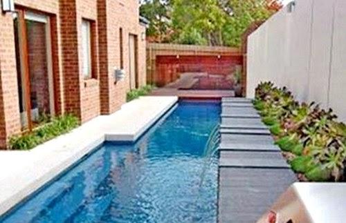 6800 Desain Kolam Renang Belakang Rumah Gratis Terbaik