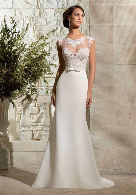Vintage mermaid lace wedding dresses galia lahav white