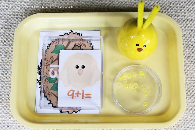 Chick Addition Tray