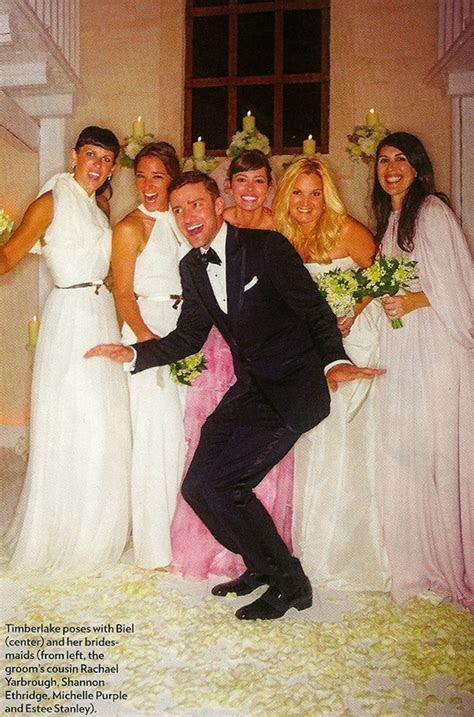 Here's Jessica Biel's Giambattista Valli Pink Wedding