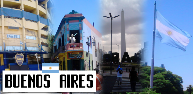 De Viaje: Buenos Aires, Argentina