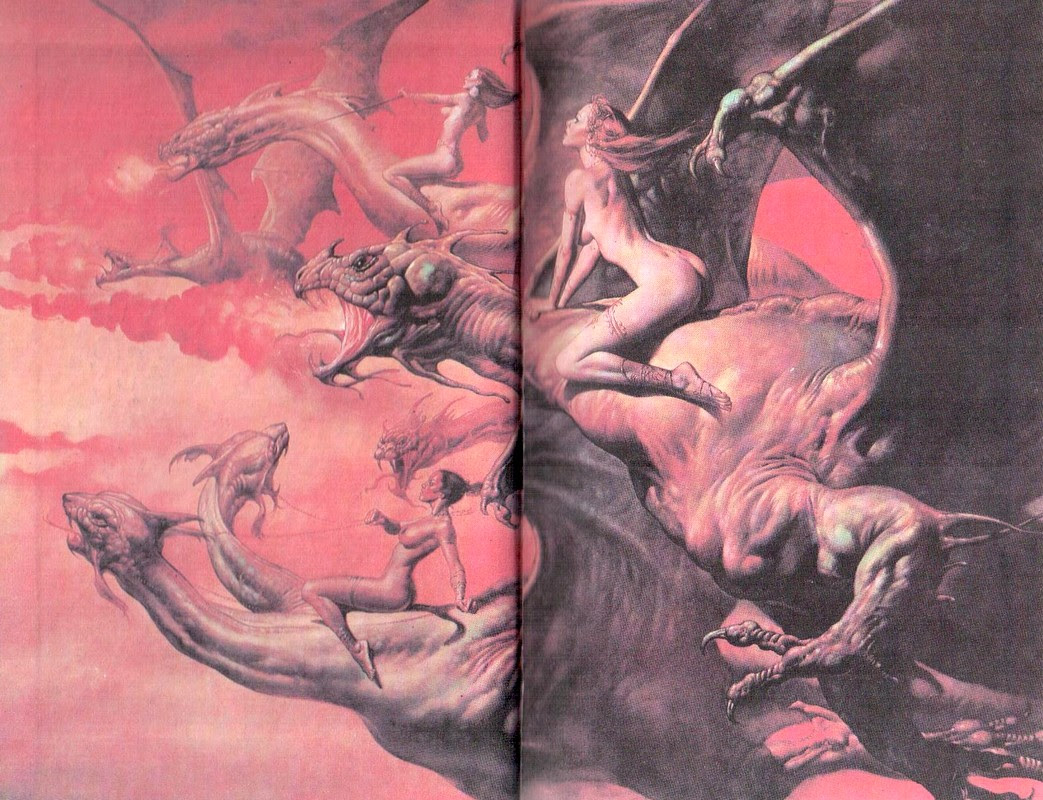 The First Star Wars - Boris Vallejo and Others