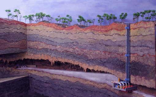 80+ Gambar Air Bawah Tanah Terlihat Keren