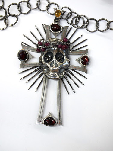 Spoon Skull Cross 10