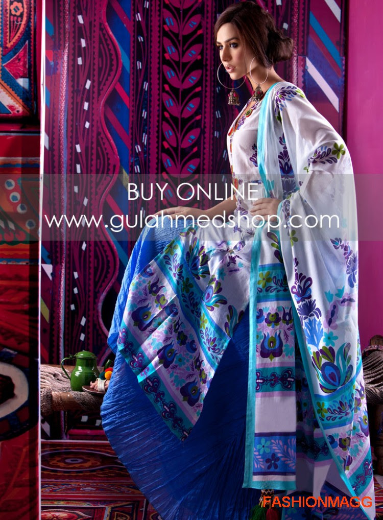 Gul-Ahmed-Eid-Lawn-Dresses-2012-13-Anarkali-style-umbrella-fancy-Frocks-9