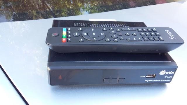 MSAT HD BOX S2020 HD NOVA ATUALIZAÇÃO - 06/06/17