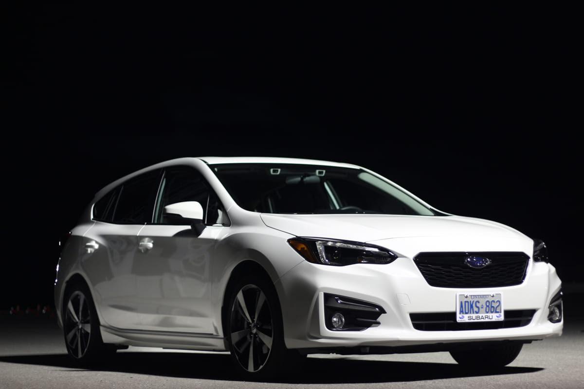 Quick Spin: 2017 Subaru Impreza | DoubleClutch.ca