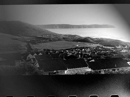 Woolacombe (darkroom error) by 35mm_photographs