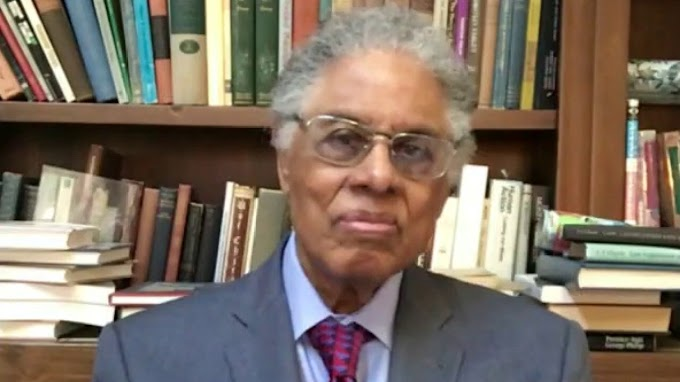 TREND ESSENCE: Thomas Sowell on 'utter madness' of defund the police push, wonders whether US is reaching point of no return
