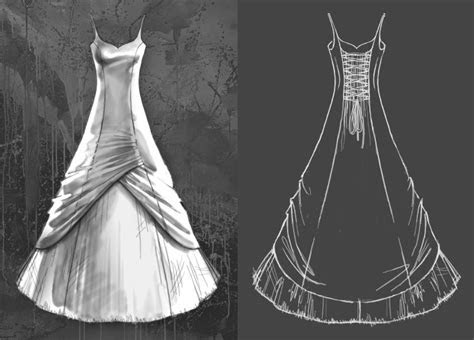 Shangri La: Ideas on Wedding Dress Patterns