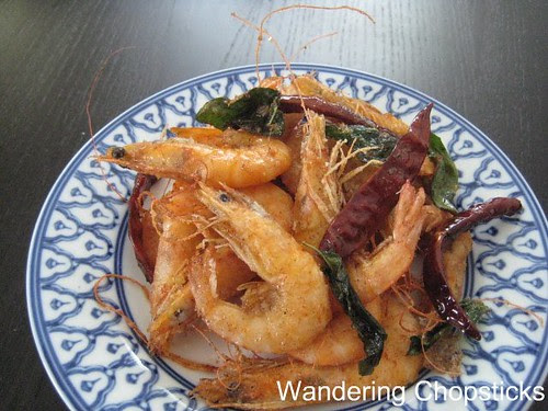 Tom Rang Muoi (Vietnamese Shrimp Fried with Salt) 2