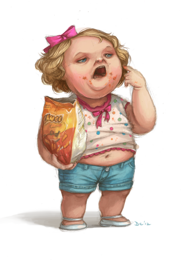 Honey BOO BOO by Dazdays on DeviantArt
