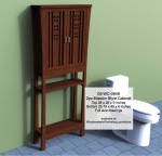 Mission style 2pc Cabinet Woodworking Plan - fee plans from WoodworkersWorkshop® Online Store - Mission style,solid wood furniture,bathroom cabinets,yard art,painting wood crafts,scrollsawing patterns,drawings,plywood,plywoodworking plans,woodworkers projects,workshop blueprints
