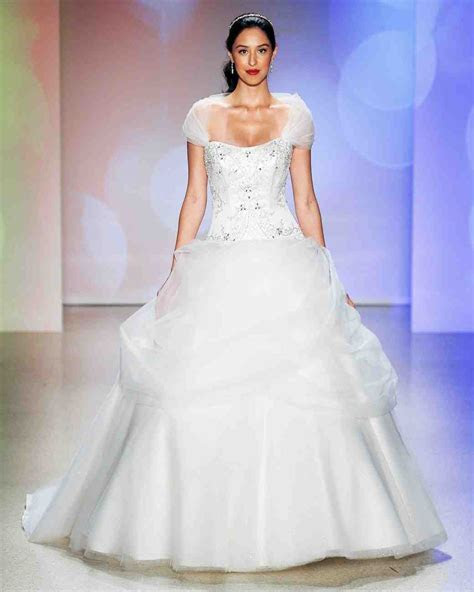 Disney Fairy Tale Bridal by Alfred Angelo Fall 2017