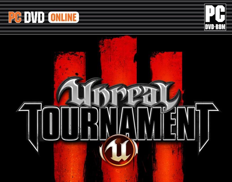 Kumpulan Softoware Dan Kaset Game PC: Unreal Tournament 3