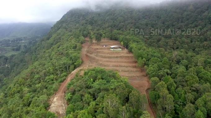 Bahaya Mengancam di Balik Pembangunan Bumi Perkemahan di Tahura Abdul Latief Sinjai oleh - pegununganidn.xyz