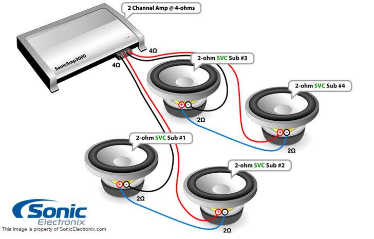 Amplifier 2 Channel 2ohm Wiring Diagram Equipment Trailer Wiring Diagram Begeboy Wiring Diagram Source